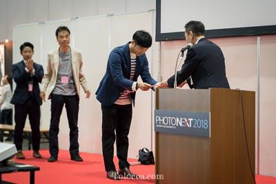 ウェディングフォト・アワード2018金賞受賞