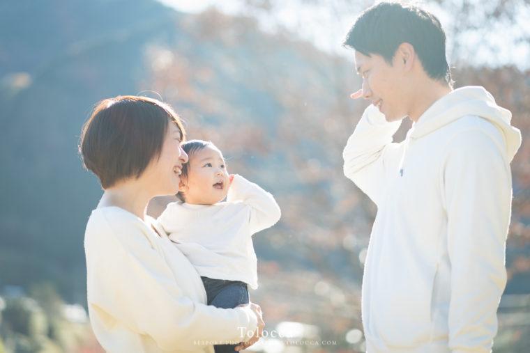 Toloccaの家族写真